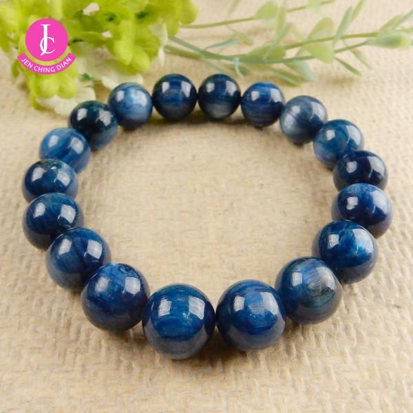 天然藍晶石手珠